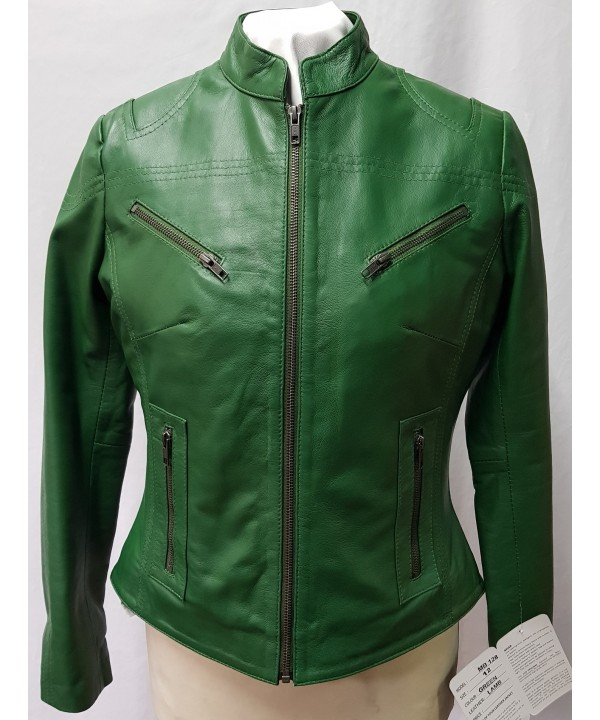 Biker Ladies mb128 bottle green
