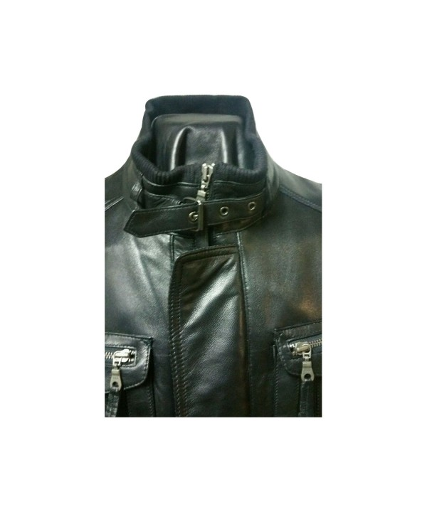 MEN BOMBER JACKET